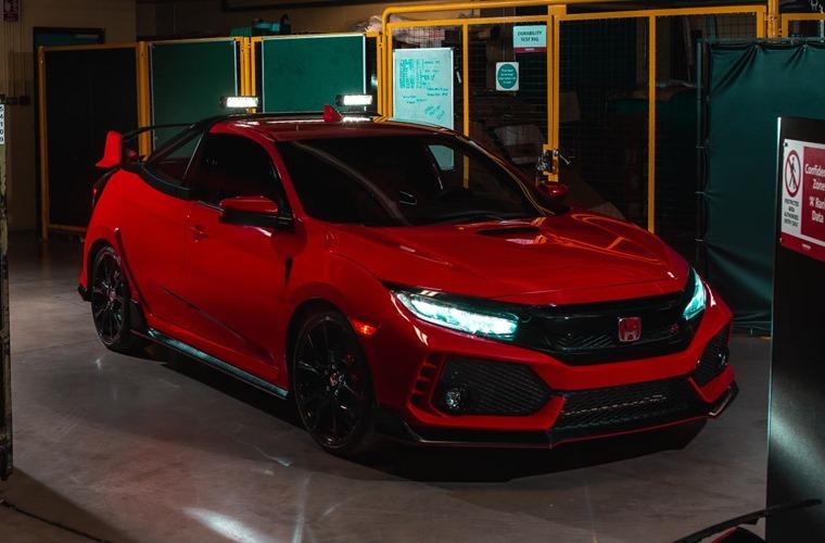 Honda Civic Type R pick-up truck
