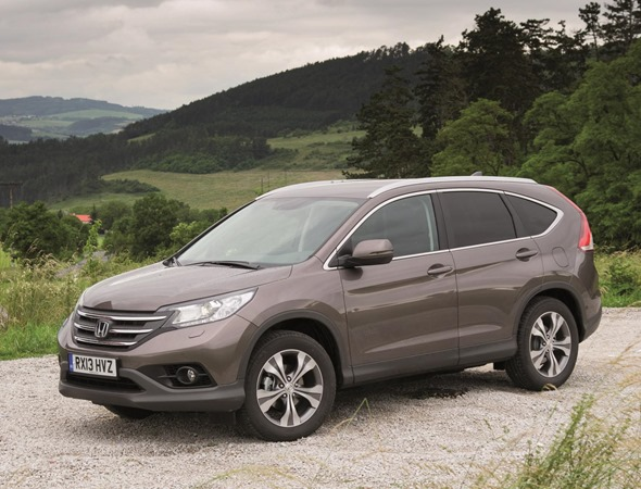 Superior Honda CR V