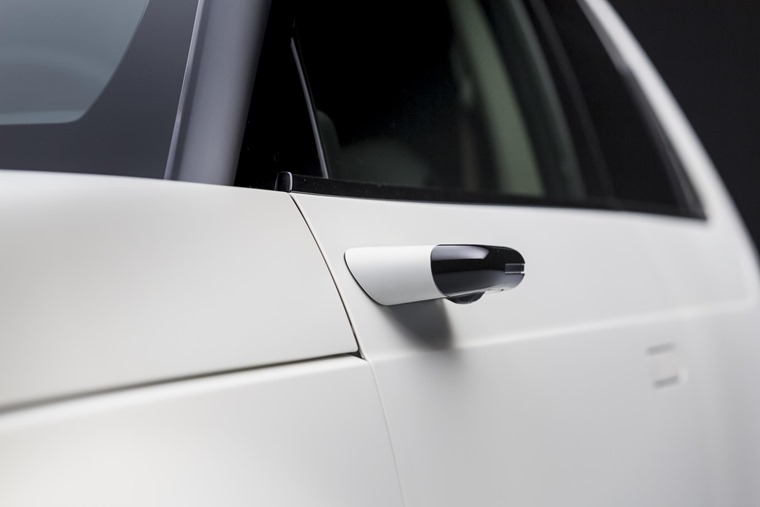 Honda e - Side Camera Mirror System