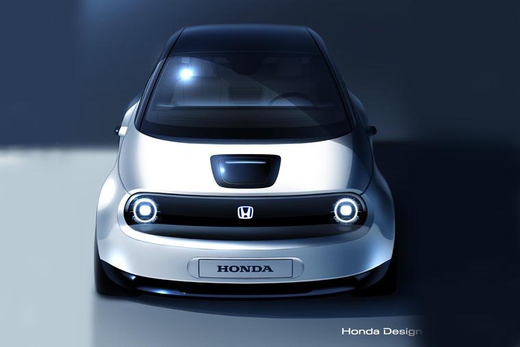Honda electric vehicle 2019