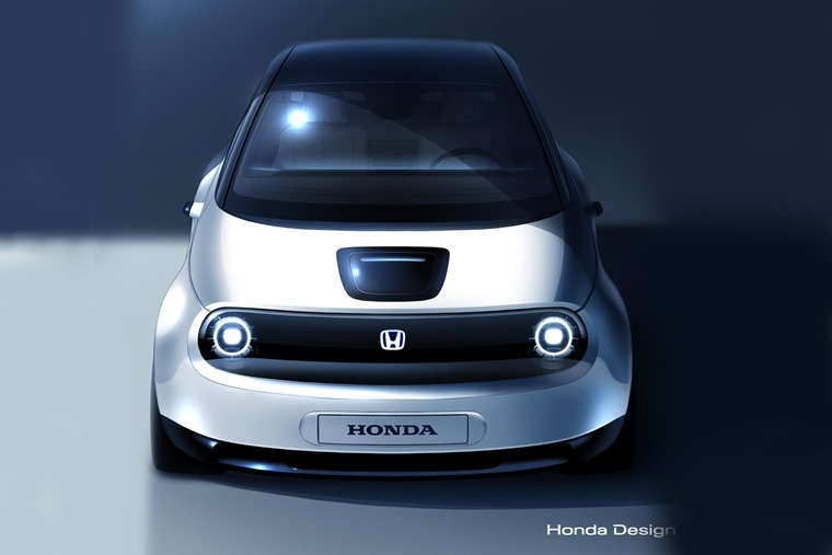 Honda electric vehicle 2019