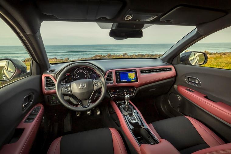 Honda HR-V Sport 2019 interior