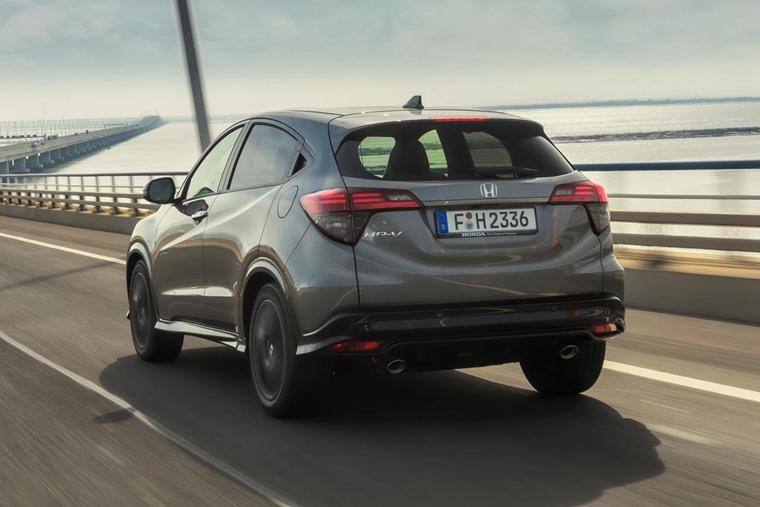 Honda HR-V Sport 2019 rear