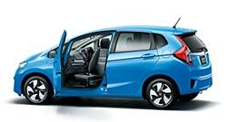 Honda Releases New Jazz Hybrid In Japan Leasingcom