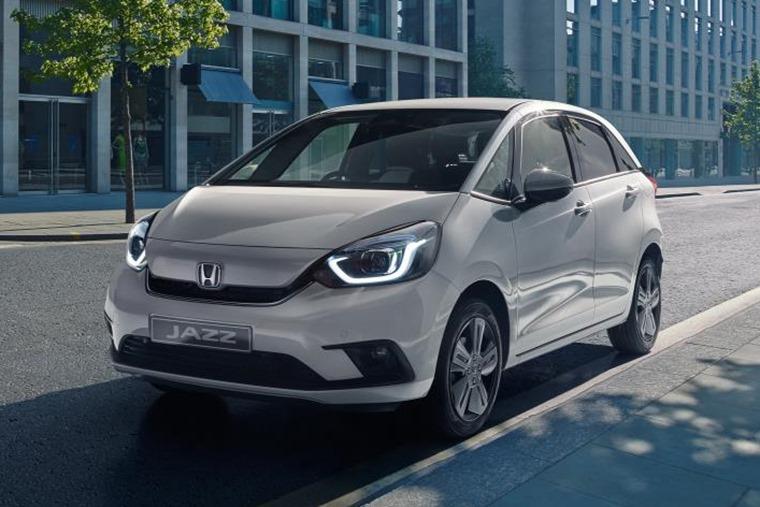 Honda Jazz 2020 front