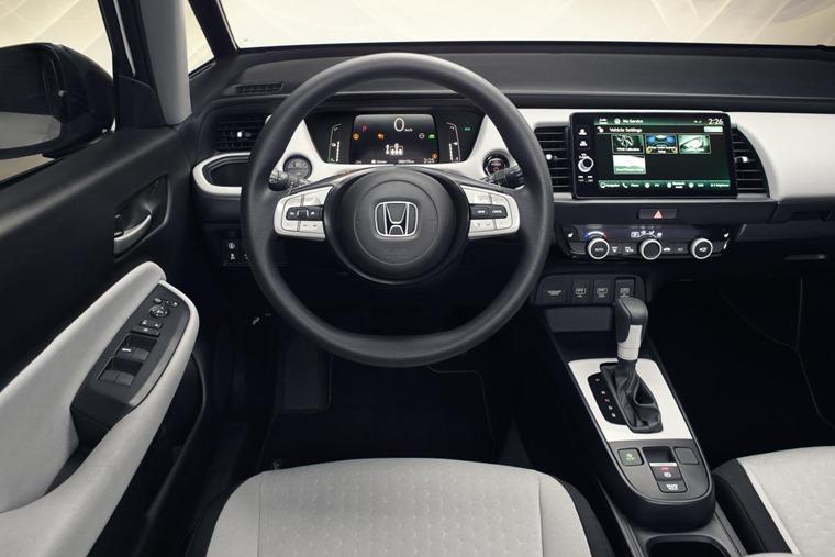 Honda Jazz 2020 interior