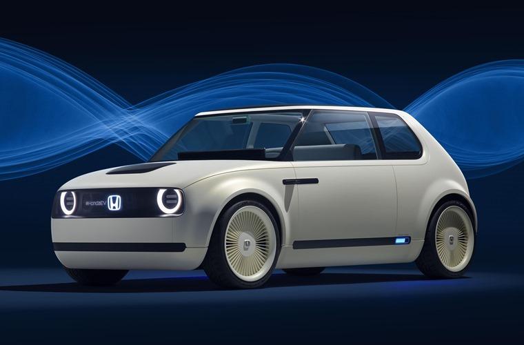 Honda Urban EV Concept - Front 3_4