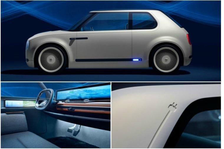 Honda Urban EV: Due 2019
