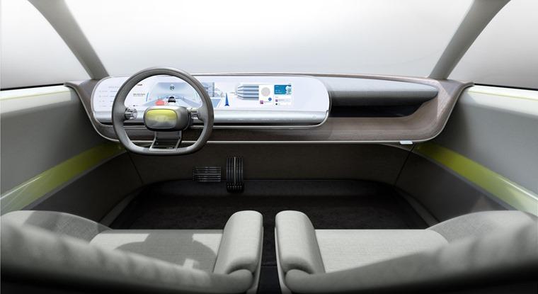Hyundai 45 interior
