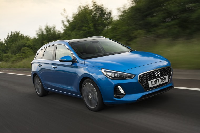 Hyundai i30 Tourer driven