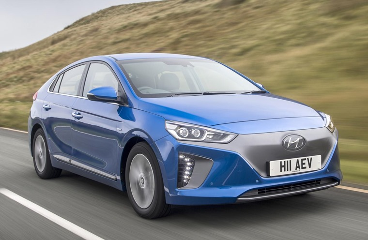 Hyundai Ioniq EV lease deals