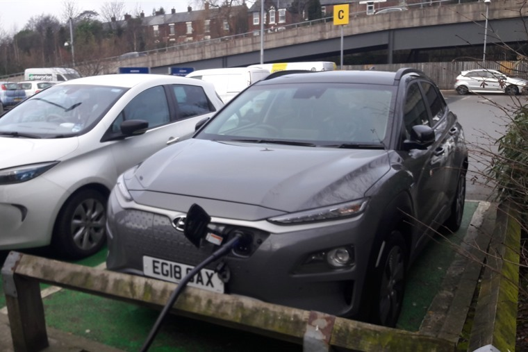 EV charging infrastructure should be a top priority too