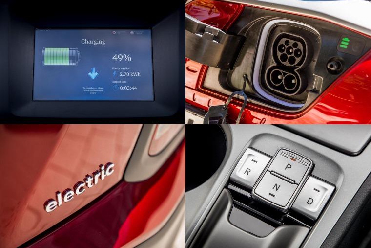 Hyundai Kona EV details