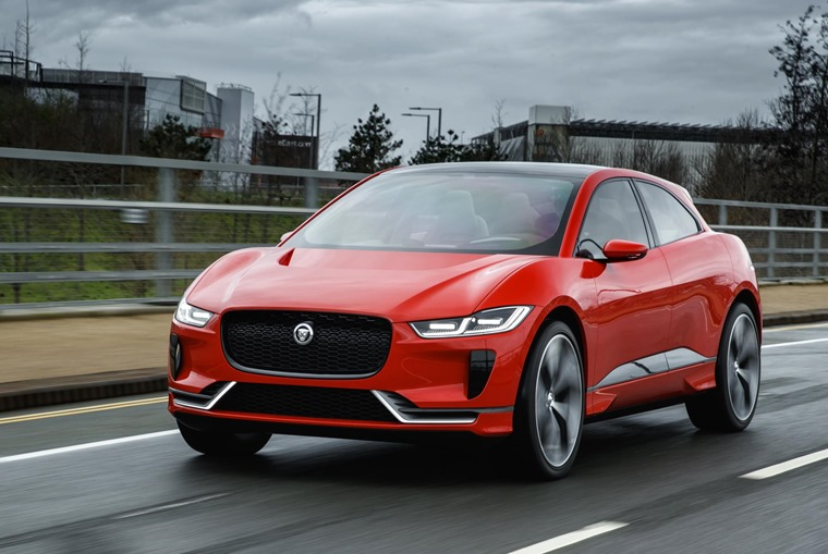 Jaguar I-Pace lands on 1 March