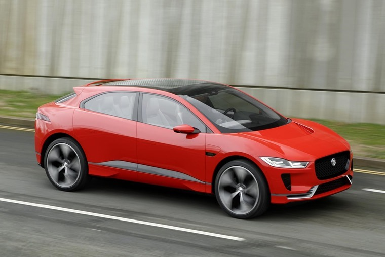 Jaguar I-Pace London