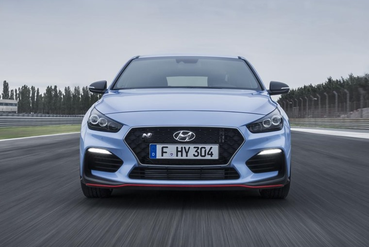 It's never had a notable performance model before, but the Hyundai i30 N is set to take on the Volkswagen Golf GTI and Ford Focus ST.