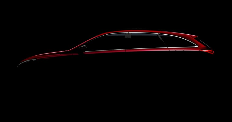 Hyundai gave us a (very vague) look at the new i30 Wagon.