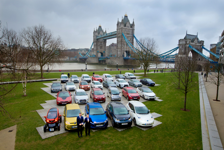 There's now 35 ULEVs available in the UK, with more on the way this year.