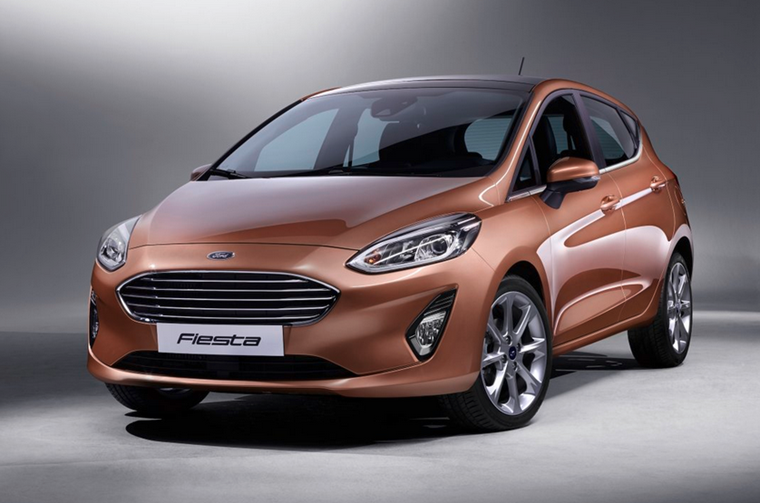 Ford thinks its Titanium Fiesta (pictured) will be the most popular choice.