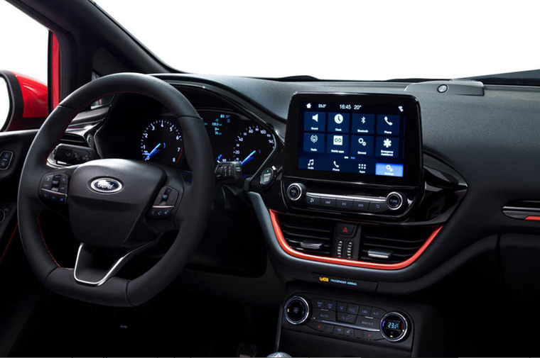 The interior will feature an 8in touchscreen, while materials will be of a higher quality all-round.