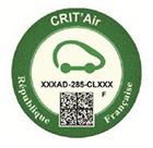 Crit Air Green