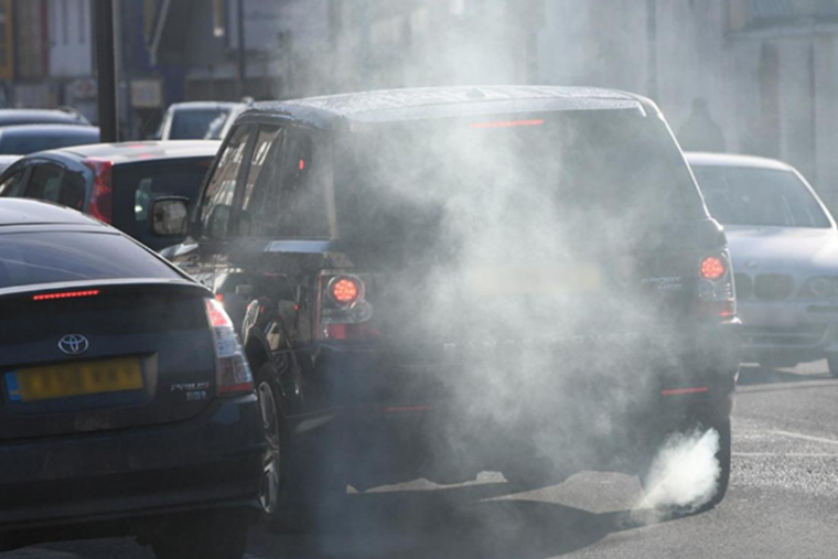 Weather plays a large part in the concentration of pollution in cities