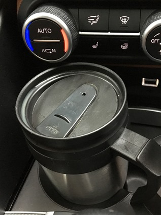 Pesky cup holders