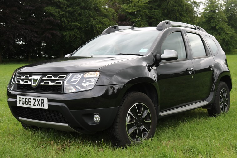 The Dacia Duster undercuts rivals' list prices, but is it an equally sensible lease?