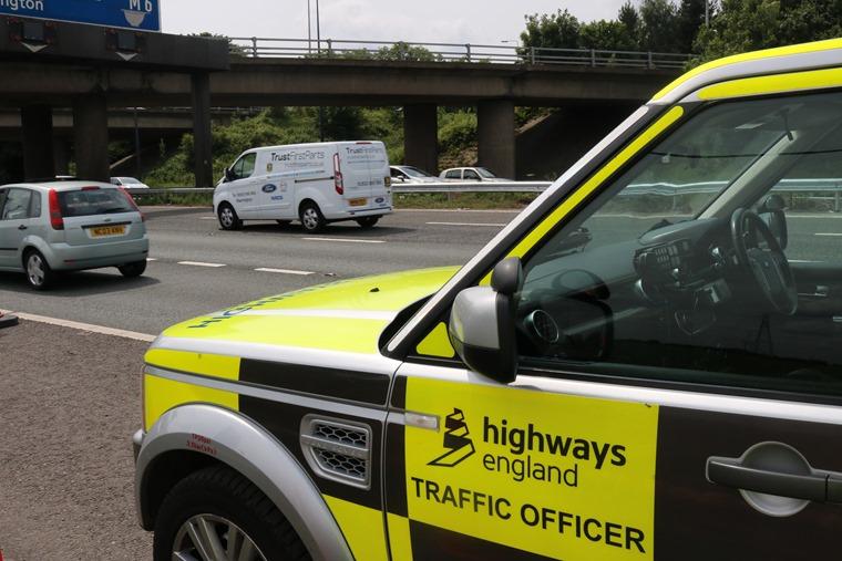 Highways England M6