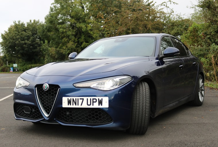 The Giulia is as good to drive as a 3 Series in all of its guises.