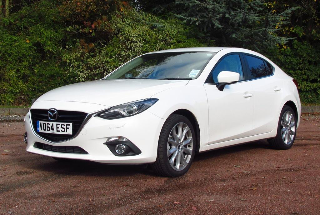 Review: Mazda 3 Fastback