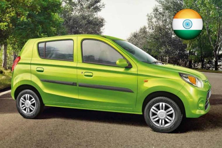 India – Maruti Suzuki Alto