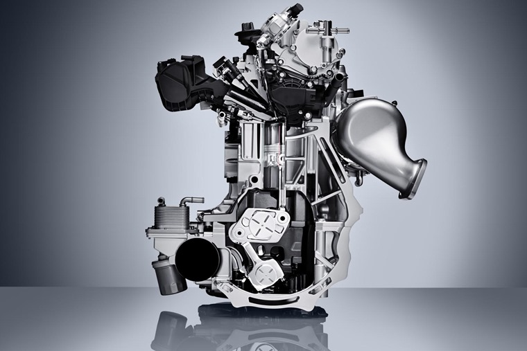 Could the recently introduced VC-T engine be dumped?