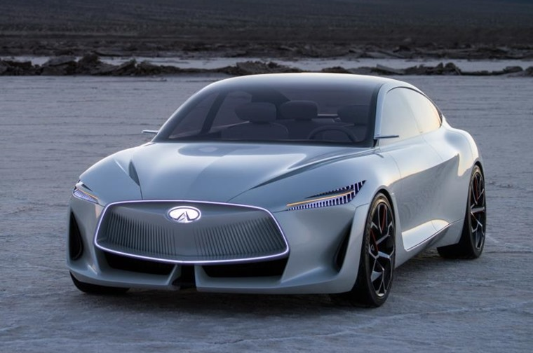 Infiniti Q Inspiration electric concept