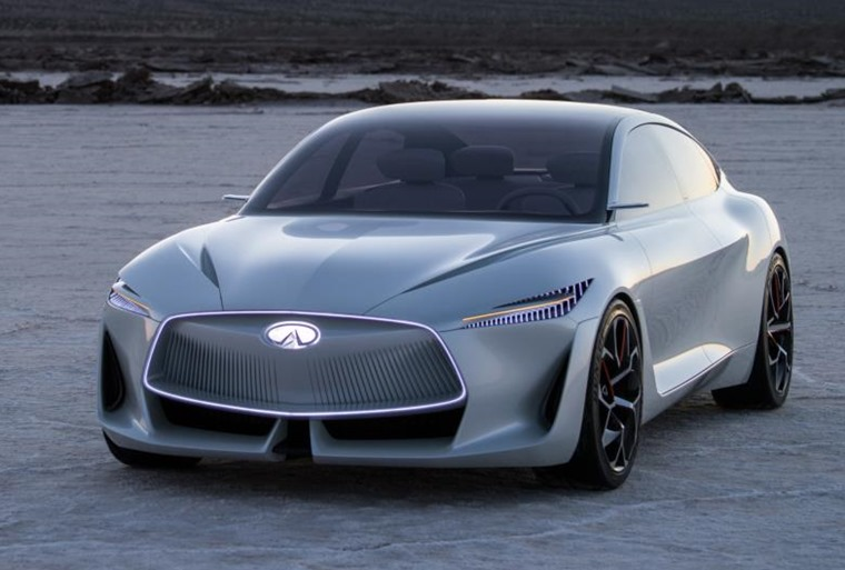 Infiniti is set to focus efforts on electrification, with most of its range featuring an electrified drivetrain by 2021.