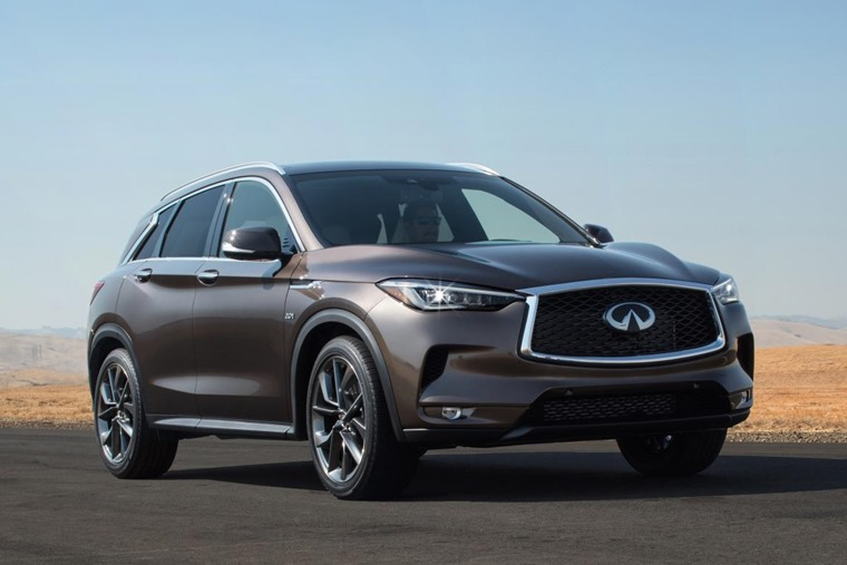 Infiniti says all new QX50 SUV is The most important vehicle weve