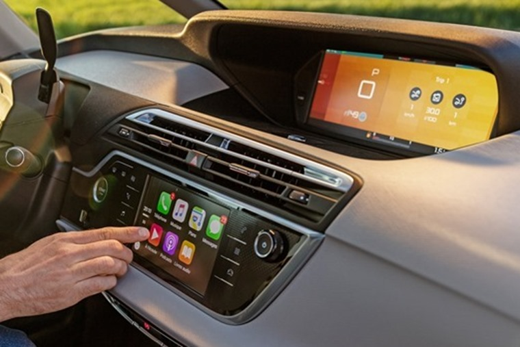Infotainment systems are set to feature in-car ads in the future, but is it really a good idea?