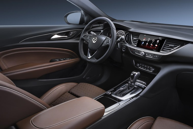 The interior will likely be identical to the Sports Tourer's (pictured here).