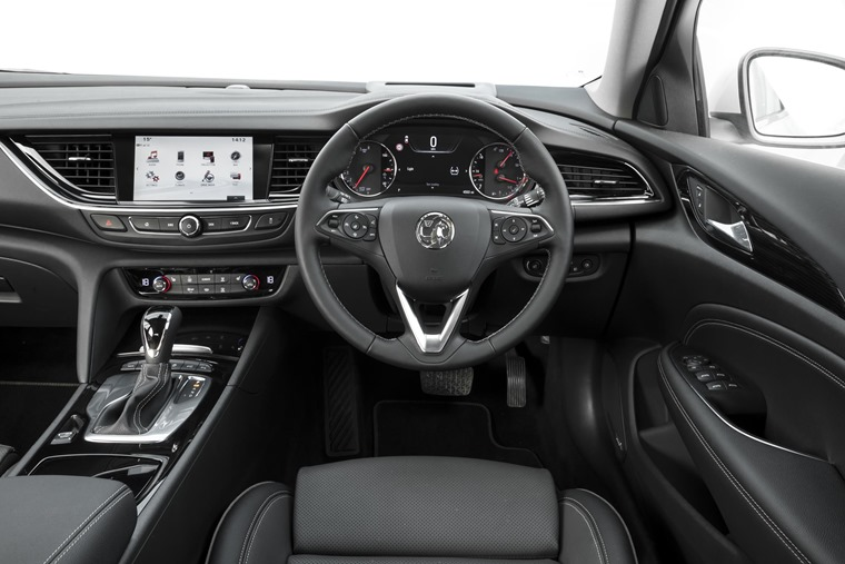 Vauxhall Insignia Grand Sport Elite interior