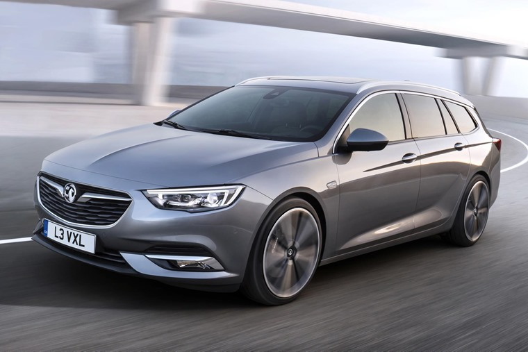 Vauxhall has released images of its new Insignia Sports Tourer