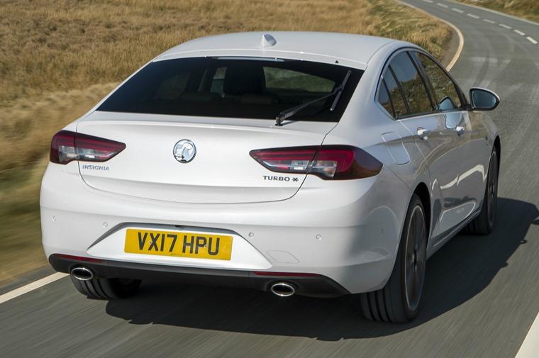 Vauxhall Insignia Grand Sport rear