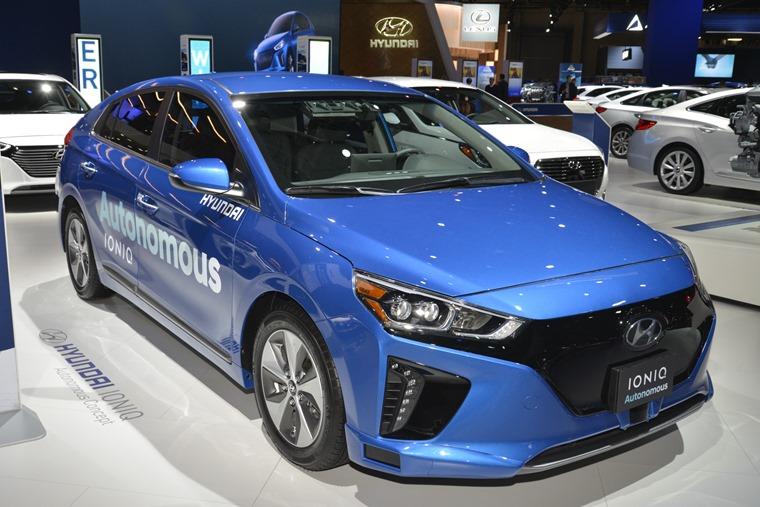 Hyundai autonomous concept