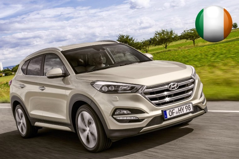 Republic of Ireland – Hyundai Tucson