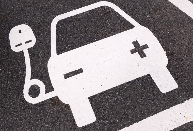 Ms Sturgeon is planning fully electric-enabled roads for Scotland