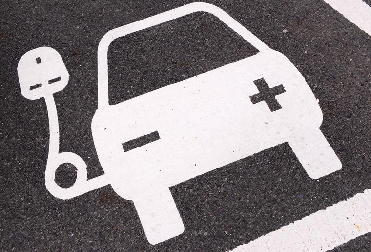 Electric charge plug