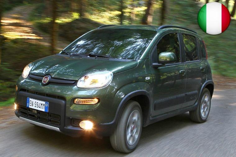Italy – Fiat Panda