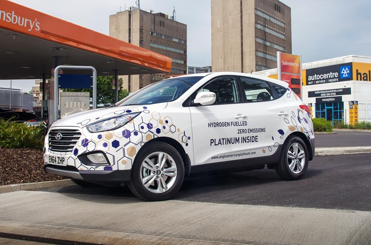 Hyundai has been busy developing ULEVs for a while, kicking things off with the hydrogen fuelled ix35 back in 2015.