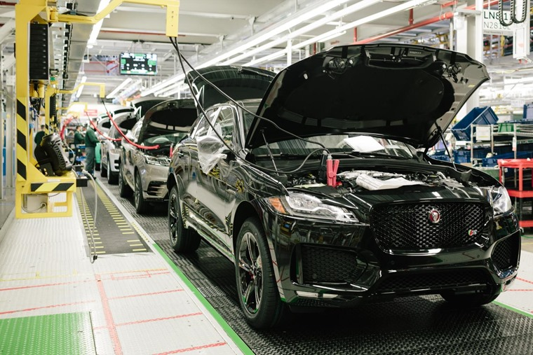 British cars such as Jaguar could be affected.