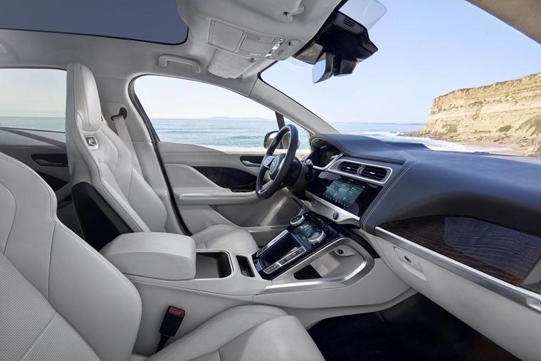 Review: Jaguar I-Pace