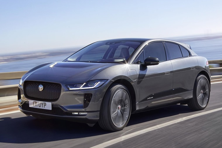 Review: Jaguar I-Pace